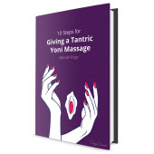 Free eBook: 10 Steps for giving a Tantric Yoni Massage