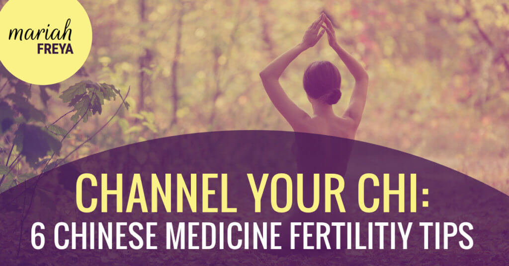 6chinesemedicinefertilitytips