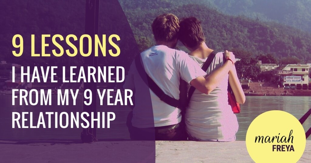 relationship lessons intro