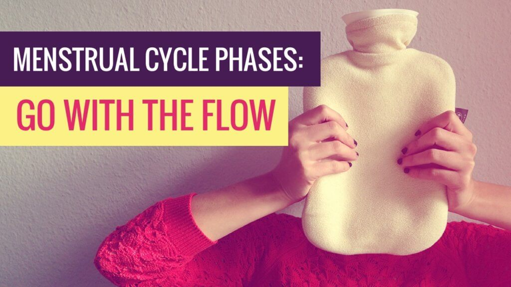 menstrual cycle phases